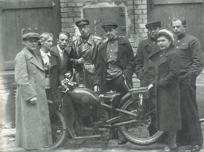 Милиция в послевоенном Ленинграде